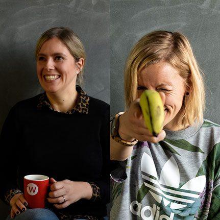 Adrienne Becker & Annemarie Jungbluth