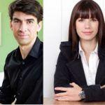 Matthias Henze und Stefanie Hämmerle